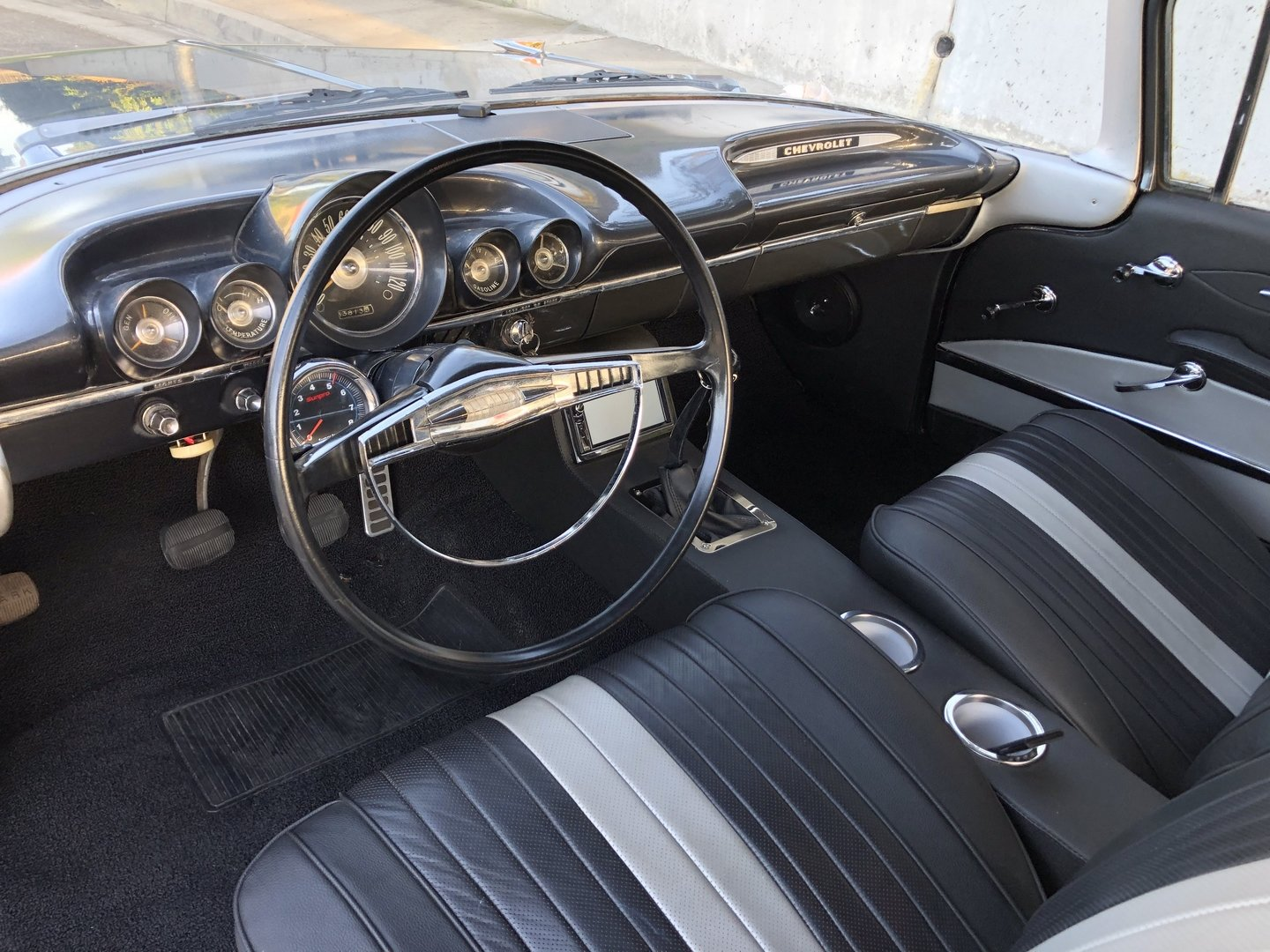 1959 Chevrolet Bel Air For Sale (picture 3 of 6)