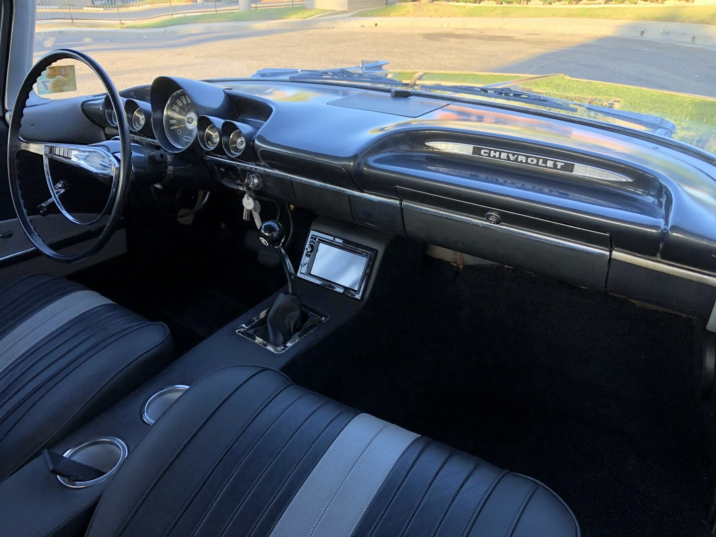 1959 Chevrolet Bel Air For Sale (picture 4 of 6)