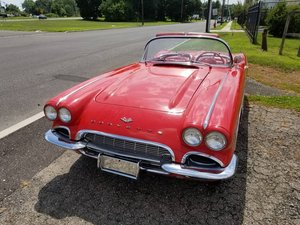 1961 Chevrolet Corvette (Burlington, NJ) $79,900 obo