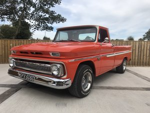 1966 CHEVROLET STUNNING C10 PICK UP TRUCK V8 PX MUSTANG CLAS For Sale
