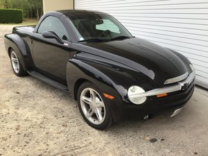 2007 chevrolet SSR 5.3 litre low miles