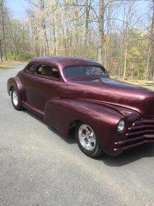 1948 Chevrolet Fleetmaster (Martinsburg, WV) $49,900 obo