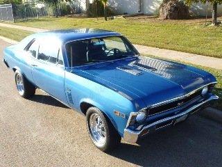 1969 Chevrolet Nova = SS Clone 350 Muncie 4 speed $25.7k For Sale