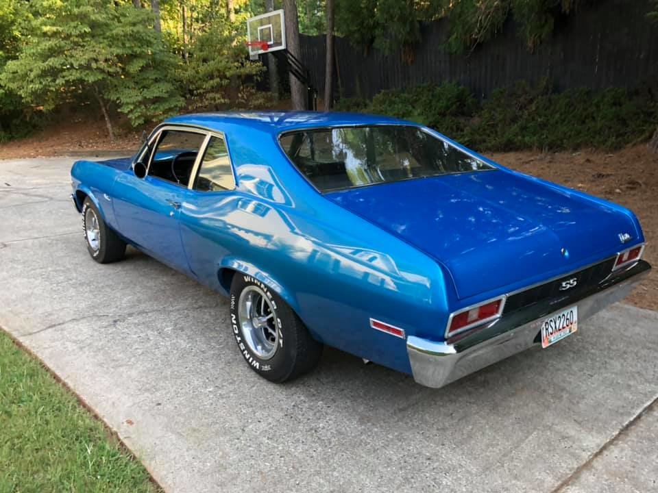 1972 Chevrolet Nova SS clone (Dawsonville, GA) $30,000 obo For Sale (picture 2 of 6)