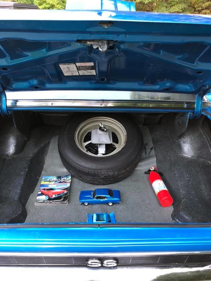 1972 Chevrolet Nova SS clone (Dawsonville, GA) $30,000 obo For Sale (picture 4 of 6)