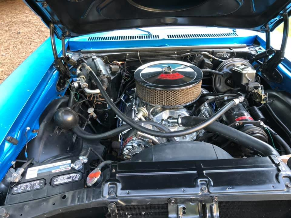 1972 Chevrolet Nova SS clone (Dawsonville, GA) $30,000 obo For Sale (picture 5 of 6)