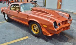 1980 Chevrolet Camaro Z/28 Drag | Race Project U finish $25. For Sale