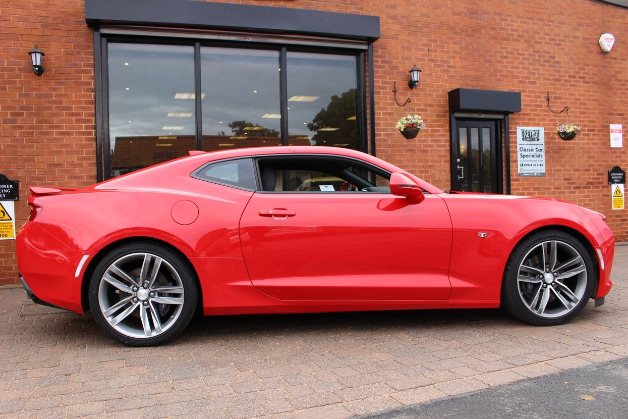 2017 Chevrolet Camaro SS 6.2 V8 455 BHP | Huge Spec  For Sale (picture 4 of 10)