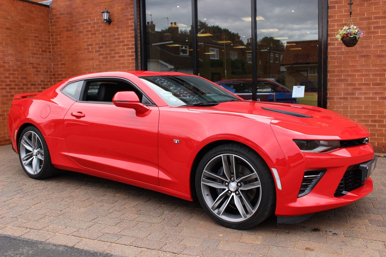 2017 Chevrolet Camaro SS 6.2 V8 455 BHP | Huge Spec  For Sale (picture 1 of 10)