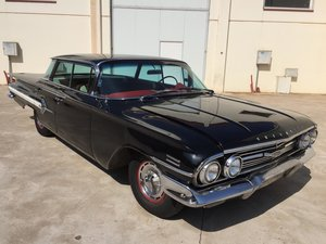 1960 Chevrolet Impala Available in Spain. One family owned