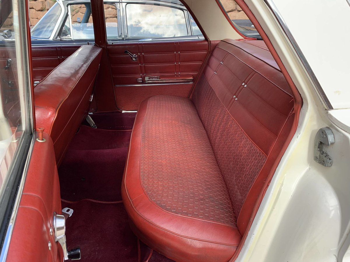 1963 Cheverolet Impala Sedan 327 V8 Auto Located in Spain For Sale (picture 4 of 6)