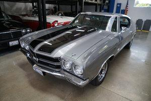 1970 Chevrolet Chevelle SS Tribute 454 V8 4 spd  SOLD