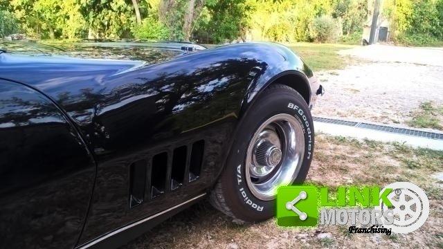 Chevrolet Corvette C3 T-Top del 1968, Uniproprietario, Iscr For Sale (picture 6 of 6)