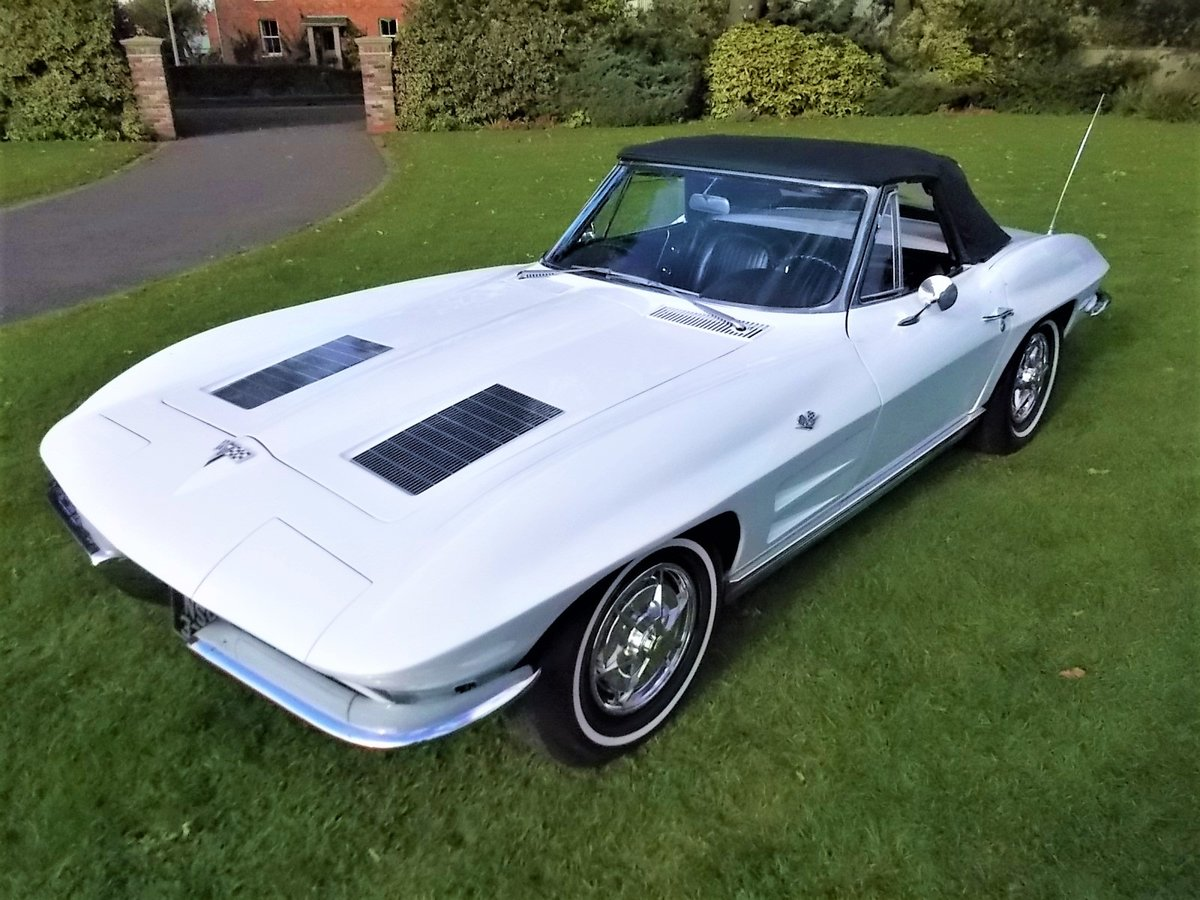 1963 Chevrolet Corvette Number Matching. For Sale (picture 1 of 6)