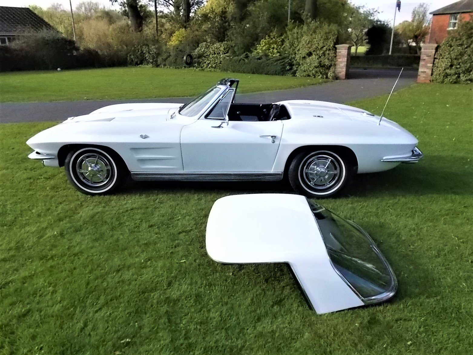 1963 Chevrolet Corvette Number Matching. For Sale (picture 3 of 6)