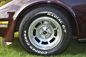 1980 Chevrolet Corvette - One of the UK's best.