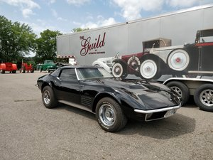 1971 Corvette 454 LS5 T-Top Coupe For Sale