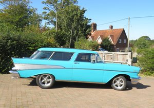 Picture of 1957 Chevrolet Belair Nomad Wagon