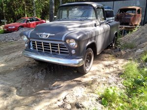 1955 chevrolet cameo For Sale