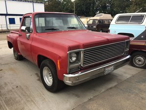 1986 Chevy Sidestep Pickup For Sale
