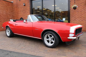 Picture of 1967 Chevrolet Camaro 327 V8 Convertible Auto | Immaculate  SOLD