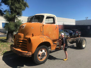 1951 Chevrolet COE Truck For Sale