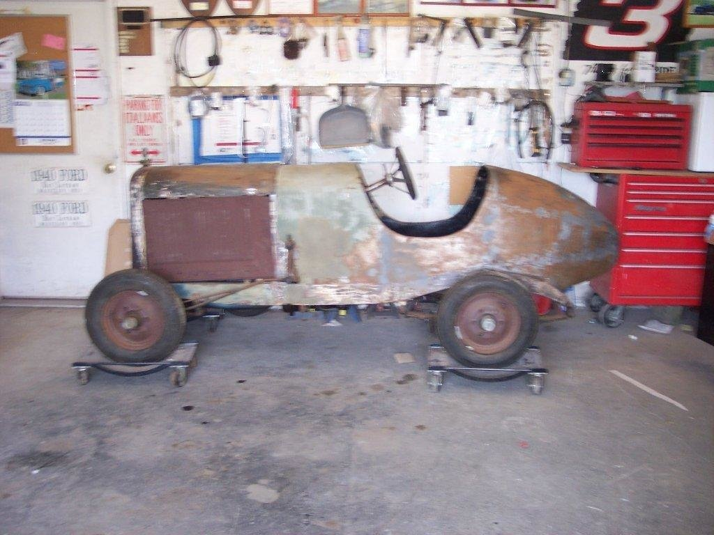 1929 1920´s Chevy Bordtrack Racer Sprintcar Midget For Sale (picture 6 of 6)