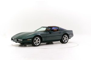 1989 1990 CHEVROLET CORVETTE C4 for sale by auction For Sale by Auction