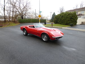 1968 Chevy Corvette 350/327 HP Two Tops Nicely Presentable For Sale