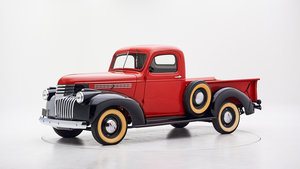 1946 CHEVROLET AK-SERIES 3100 STEPSIDE PICK-UP For Sale by Auction