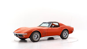 1970 CHEVROLET CORVETTE C3 STINGRAY for sale by auction For Sale by Auction