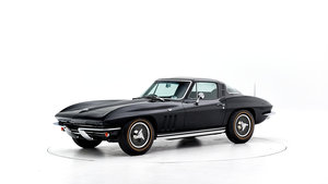 1965 CHEVROLET CORVETTE C2 STING RAY for sale by auction For Sale by Auction