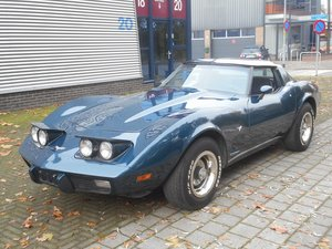 1979 SPECIAL PRICED ! CHEVROLET CORVETTE COUPE TARGA C3 For Sale