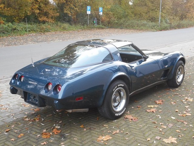 1979 CHEVROLET CORVETTE C3 COUPE TARGA For Sale (picture 2 of 6)