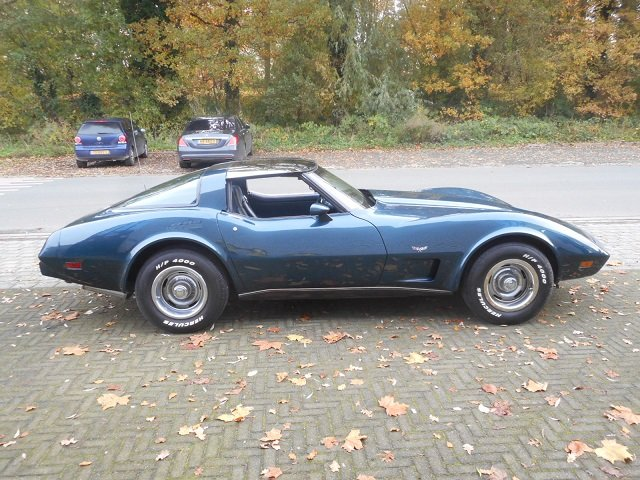 1979 CHEVROLET CORVETTE C3 COUPE TARGA For Sale (picture 6 of 6)