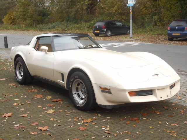 1981 CHEVROLET CORVETTE C3 TARGA For Sale (picture 1 of 6)