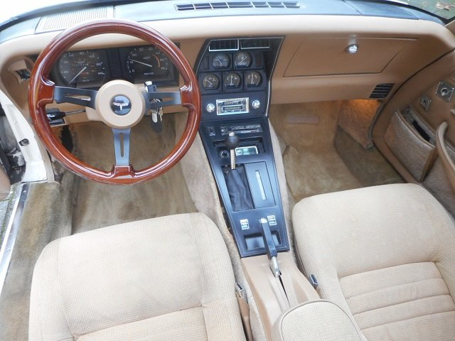 1981 CHEVROLET CORVETTE C3 TARGA For Sale (picture 3 of 6)