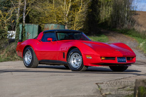 1980 CHEVROLET CORVETTE C3 LOT: 602 Estimate (£): 12,000 - 15,000 For Sale by Auction