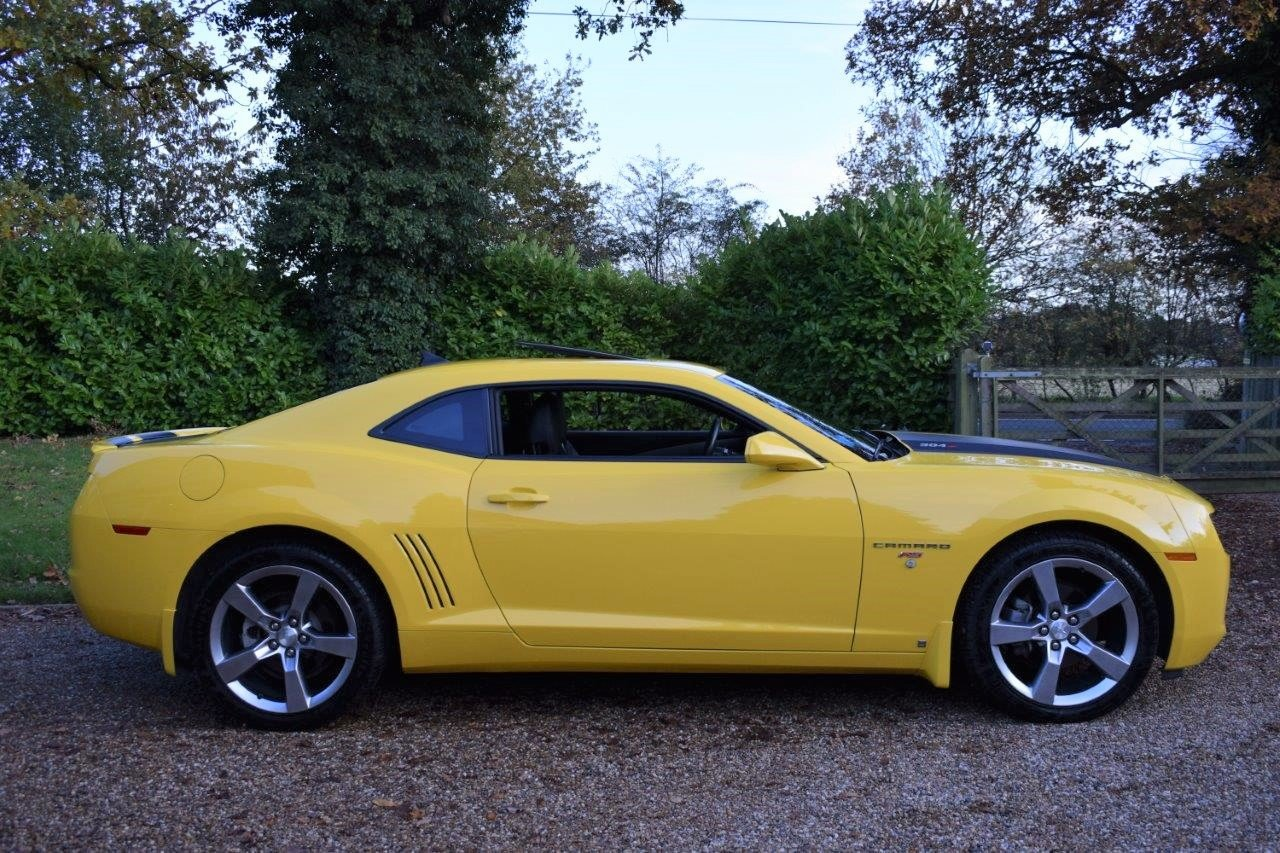 2010 Chevrolet Camaro RS Coupe 6-Speed Manual For Sale (picture 3 of 6)