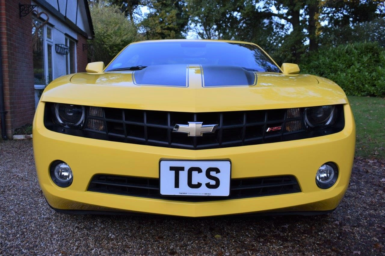 2010 Chevrolet Camaro RS Coupe 6-Speed Manual For Sale (picture 4 of 6)