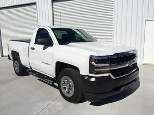 2018 Chevrolet Silverado C1500 4.3L Auto Pick Up Work Truck For Sale