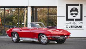 1967 Corvette C2 Stingray Convertible - TOP restored condition!! For Sale