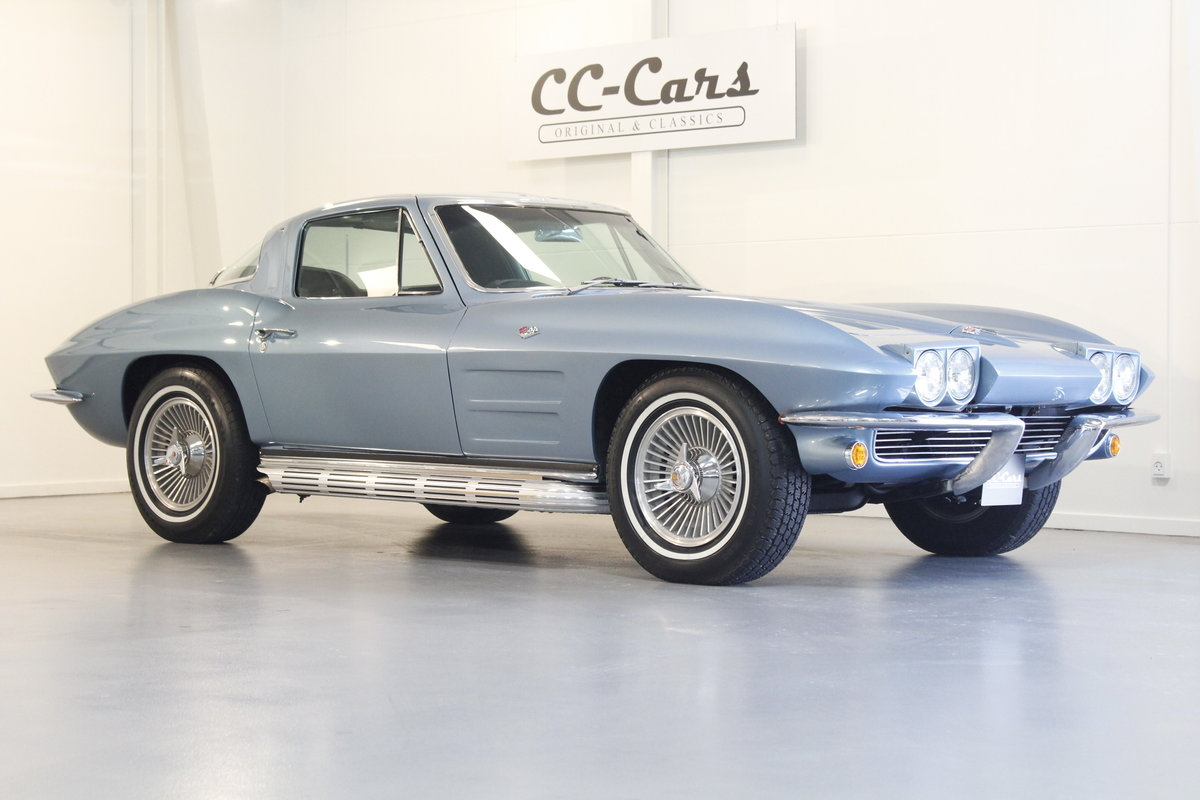1964 Chevrolet Corvette Coupe 5,3 Stingray aut. For Sale (picture 1 of 6)