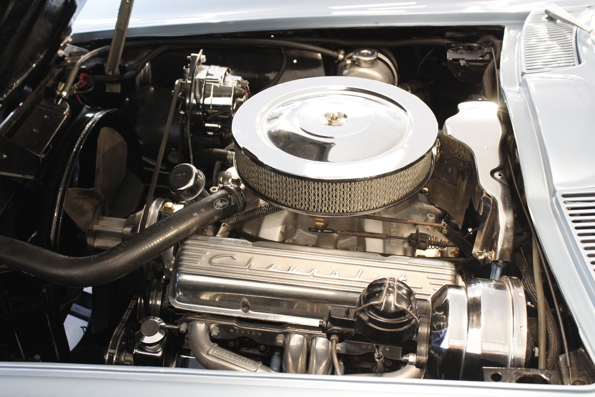 1964 Chevrolet Corvette Coupe 5,3 Stingray aut. For Sale (picture 5 of 6)
