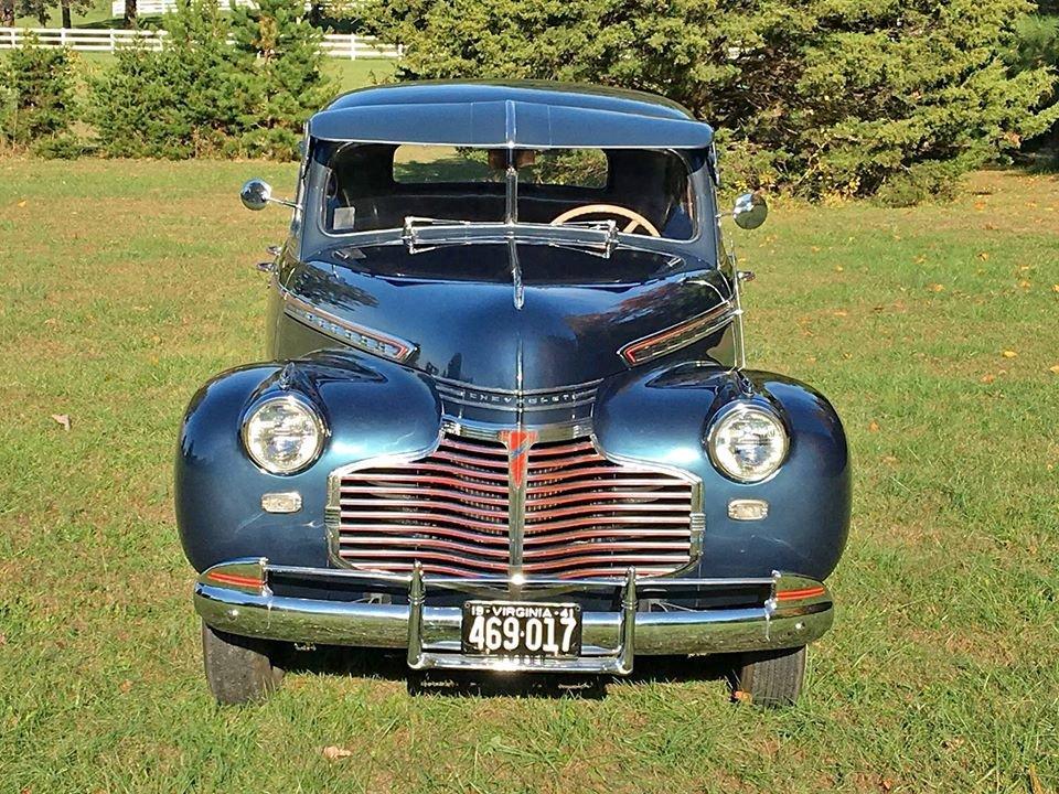 1941 Chevrolet Sedan (Stuarts Draft, VA) $26,500 obo For Sale (picture 1 of 6)