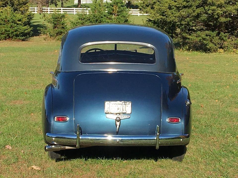 1941 Chevrolet Sedan (Stuarts Draft, VA) $26,500 obo For Sale (picture 2 of 6)