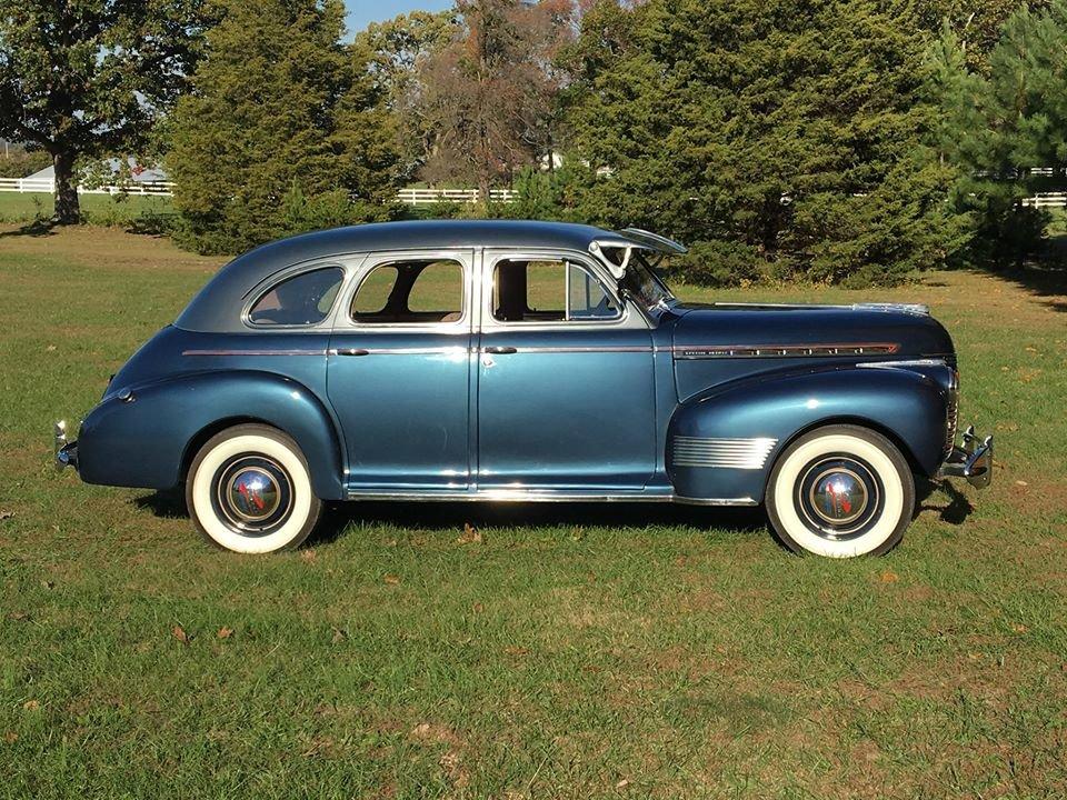 1941 Chevrolet Sedan (Stuarts Draft, VA) $26,500 obo For Sale (picture 3 of 6)