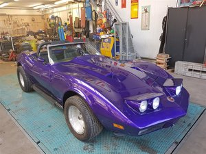 1973 Chevrolet Corvette '73 cabrio For Sale