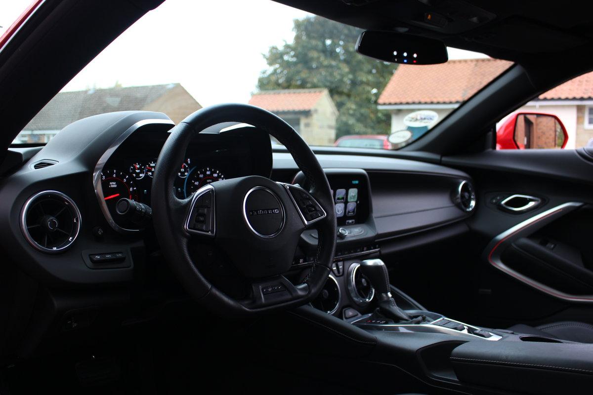 2017 Chevrolet Camaro 6.2 V8 455 BHP | Huge Spec SOLD (picture 8 of 10)