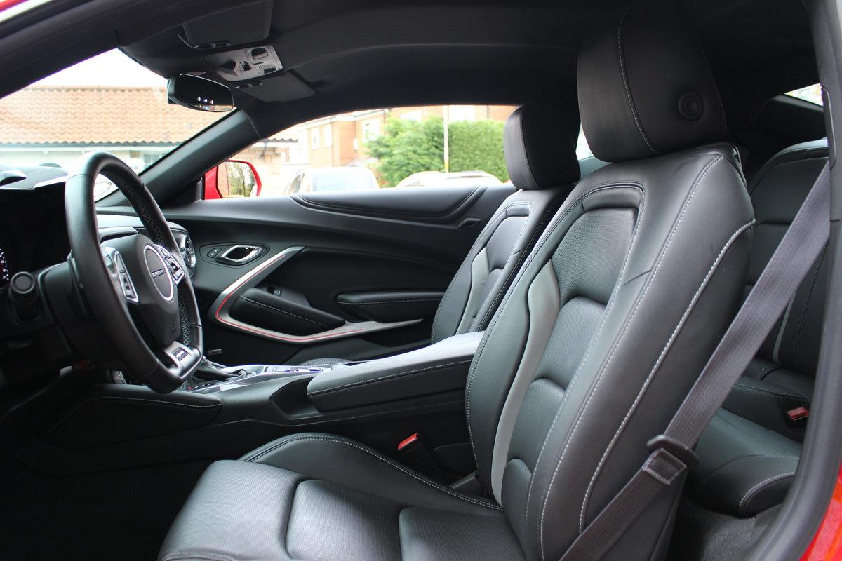 2017 Chevrolet Camaro 6.2 V8 455 BHP | Huge Spec SOLD (picture 7 of 10)